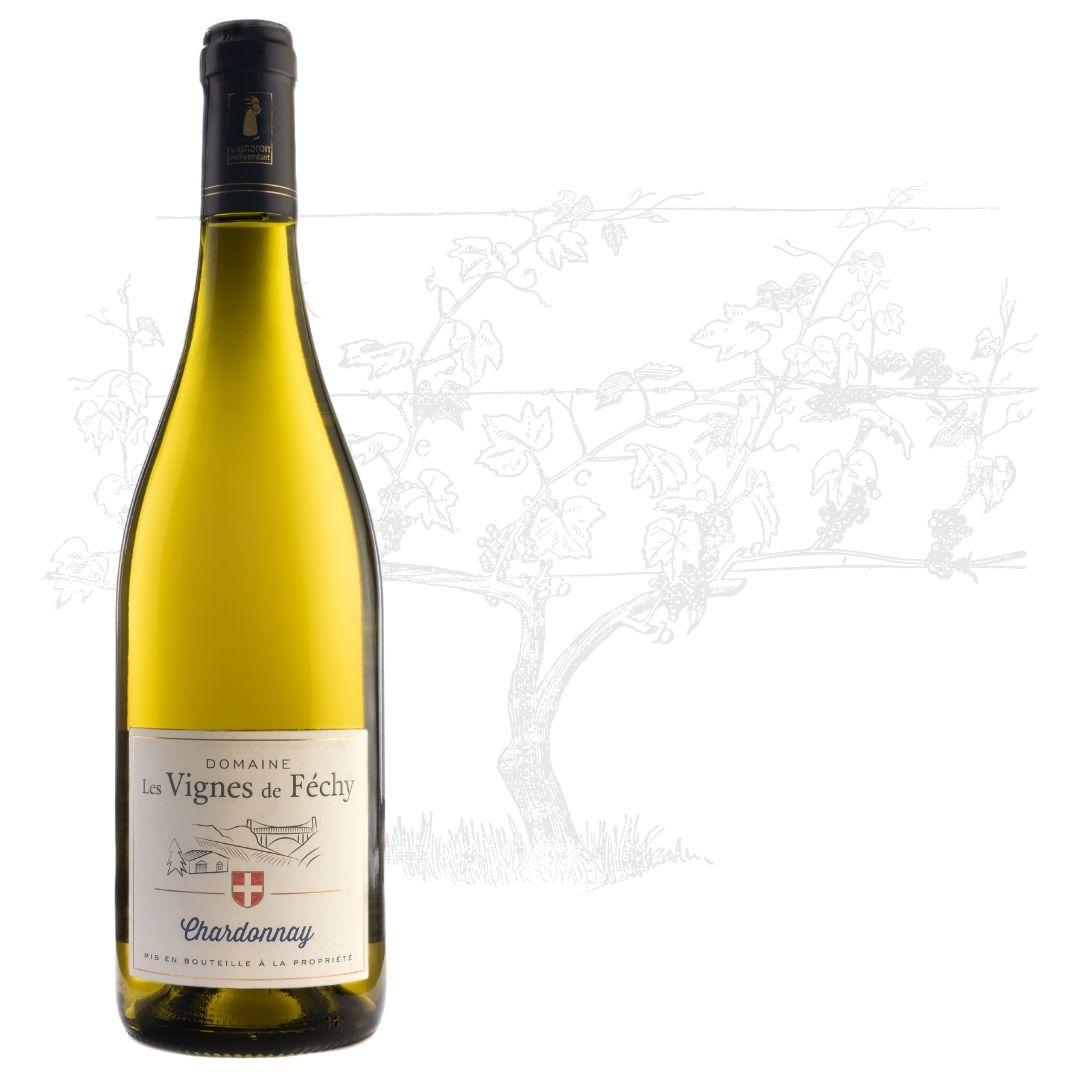 vins de Savoie, vin de Savoie, Chardonnay vin blanc Savoie, Domaine les Vignes de Fechy, vins de Féchy, vins de Cruseilles, Cruseilles, Annecy, Genève, Haute Savoie
