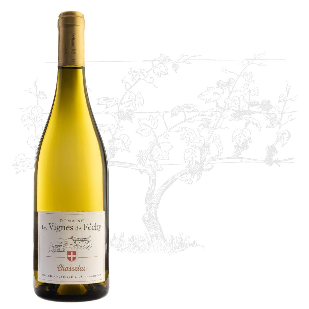 vins de Savoie, vin de Savoie, Chasselas vin blanc de Savoie, Domaine les Vignes de Fechy, vins de Féchy, vins de Cruseilles, Cruseilles, Annecy, Genève, Haute Savoie